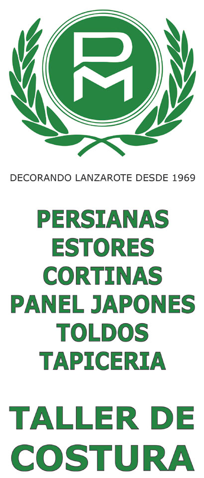Bandera Exterior Pallares y Martin